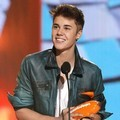 Justin Bieber di Kids' Choice Awards 2012