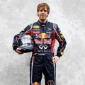 Sebastian Vettel di 2011 Drivers Photoshoot