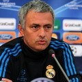 Jose Mourinho di Press Conference UEFA Liga Champions
