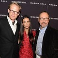 Paul Bettany, Demi Moore dan Kevin Spacey di Premiere 'Margin Call'
