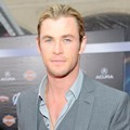 Chris Hemsworth di Premier 'The Avengers'