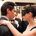 Bruce Wayne dan Selina Kyle di 'The Dark Knight Rises'