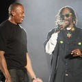 Snoop Dogg dan Dr. Dre di Hari ke-3 Coachella Valley Music & Arts Festival 2012