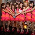 Cherry Belle Hadir di SCTV Music Awards 2012