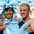 Joe Hart Membopong David Silva