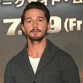 Shia LaBeouf di Press Conference 'Transformers: Dark of the Moon'