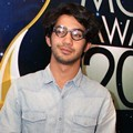 Reza Rahadian Usai Jumpa Pers Indonesian Movie Awards 2012