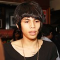 Axel Andaviar Usai Jumpa Pers Indonesian Movie Awards 2012