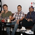 Backstreet Boys Saat Jumpa Pers 'Konser One Night One Stage NKOTBSB'