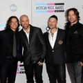 Chris Daughtry dan Band Menghadiri American Music Awards 2011