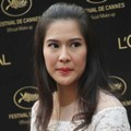 Dian Sastro di Acara L'OR Electric L'Oreal Paris