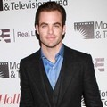 Chris Pine di Acara Motion Picture & Television Fund's