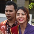 Dewi Persik Terpilih Menjadi Duta Peduli Korban Narkoba