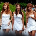 Sistar di Blue Carpet Mnet 20's Choice Awards 2012