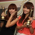 Cherry Belle di AMI Awards 2012