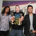 Gugun Blues Shelter di AMI Awards 2012