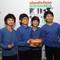 Coboy Junior di Kids' Choice Awards 2012