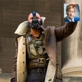Tom Hardy Sebagai Bane di Film 'The Dark Knight Rises'