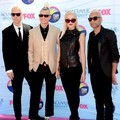 No Doubt Hadir di Teen Choice Awards 2012
