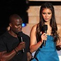 Kevin Hart dan Nina Dobrev di Teen Choice Awards 2012