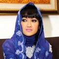 Foto Julia Perez Saat Ditemui di Gedung BNN, Cawang, Jakarta Timur