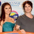 Nina Dobrev dan Ian Somerhalder di Teen Choice Awards 2012