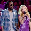will.i.am dan Hayden Panettiere di Teen Choice Awards 2012