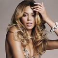 Beyonce Knowles Photoshoot