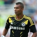 Ashley Cole Saat Pertandingan Persahabatan Melawan Brighton & Hove Albion