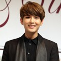 Ryeowook Saat PressConference Album 'Sexy, Free & Single'