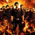 Sylvester Stallone dkk di Poster Film The Expendables 2