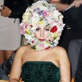 Lady GaGa Menghadiri London Fashion Week