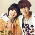 Sulli f(x) dan Lee Hyun Woo di Poster 'To the Beautiful You'