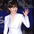 Ku Hye Sun di Red Carpet Busan Film Festival 2012
