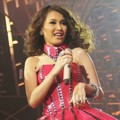 Penampilan Ayu Ting Ting di Hut Global TV ke-10