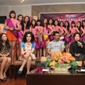 Jumpa Pers Miss Celebrity Indonesia 2012