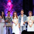4Minute dan S4 Saat Jumpa Pers Showcase '4Minute Volume Up Party'