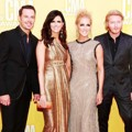 Little Big Town di Red Carpet CMA Awards 2012