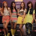 Wonder Girls Saat Jumpa Pers Konser 'Wonder Girls Wonder World Tour'
