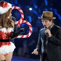 Penampilan Bruno Mars di Victoria's Secret Fashion Show 2012