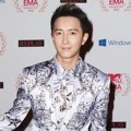 Han Geng di Red Carpet MTV EMA 2012