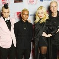 No Doubt di Red Carpet MTV EMA 2012