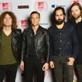 The Killers di Red Carpet MTV EMA 2012