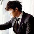So Ji Sub di Majalah High Cut Edisi November 2012