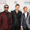 Backstreet Boys di Red Carpet AMAs 2012