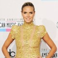 Heidi Klum di Red Carpet AMAs 2012