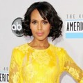 Kerry Washington di Red Carpet AMAs 2012