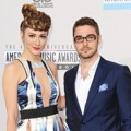 Amy Heidemann dan Nick Noonan di Red Carpet AMAs 2012