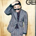 Leeteuk Super Junior di Majalah Geek Edisi November 2012