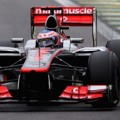 Jenson Button Finish di Urutan Pertama